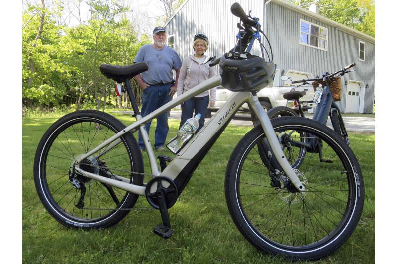 Coming to national park trails: electric bikes