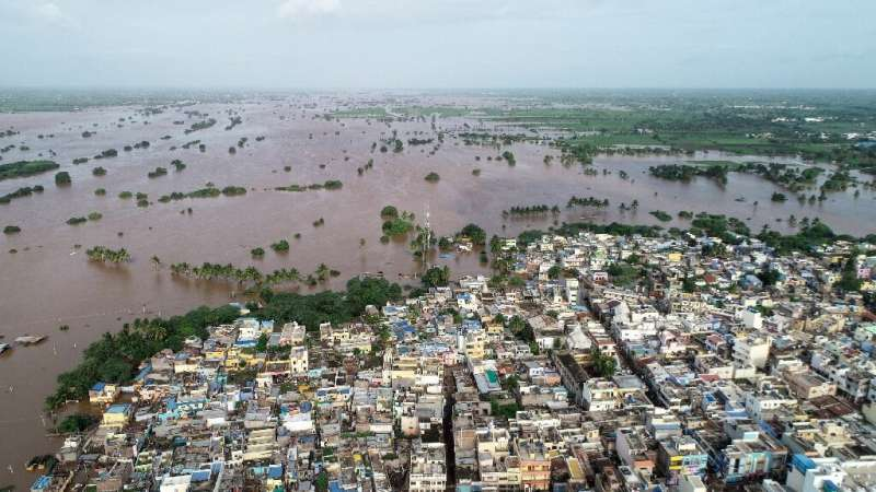 Destructive storm surges fuelled by increasingly powerful cyclones and rising seas will hit Asia hardest, according to the study