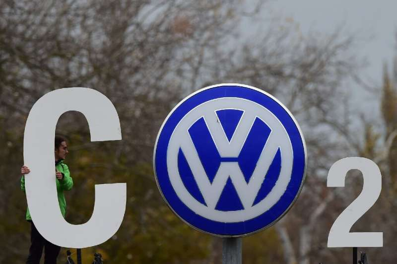 Dieselgate is now 'part of the group's history'