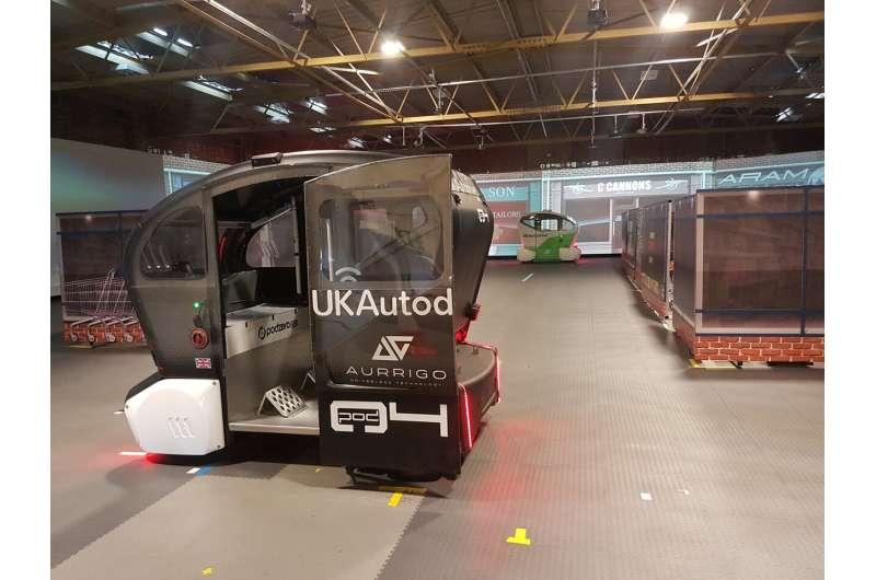 "Do passengers prefer autonomous vehicles driven like machines or like humans?– research finds that ""peeking round"" corners provi"