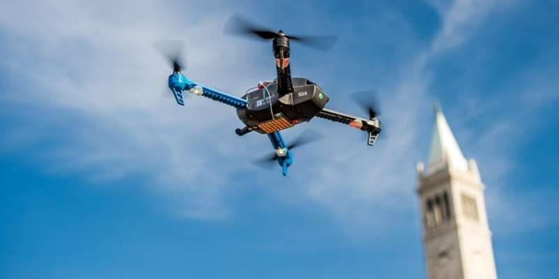 Drones will fly for days with new photovoltaic engine