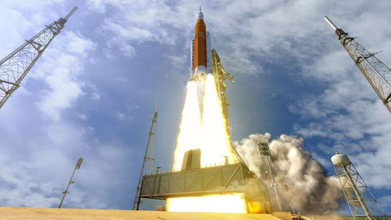 Earth to mars in 100 days? The power of nuclear rockets