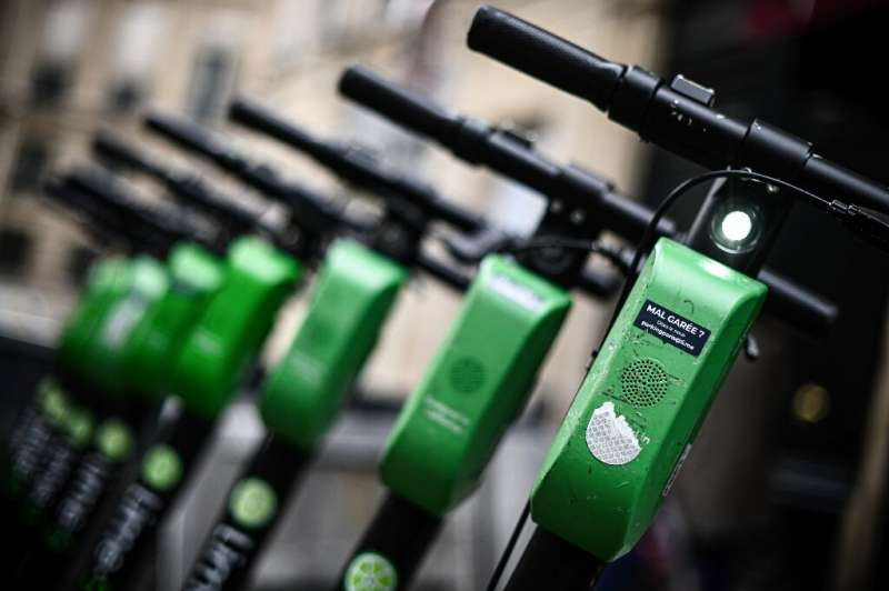 Electric scooters first hit the streets of Paris in June 2018 and now there are an estimated 20,000 of them across the city