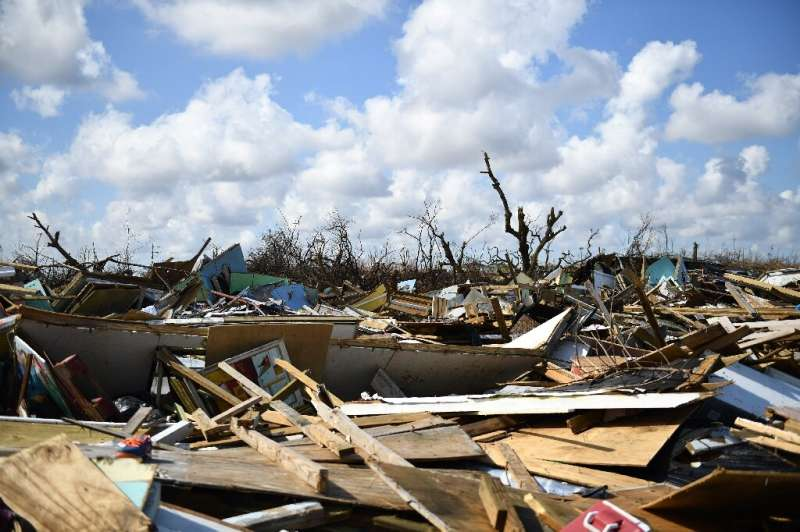 Failure to curb greenhouse gas emissions slow-roasting the planet has already unleashed a crescendo of superstorms made more des