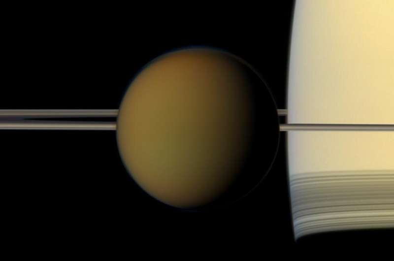 First global geologic map of Saturn's largest moon, Titan, completed