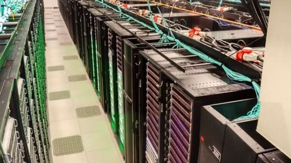 Flu season is here — supercomputers are a new line of defense