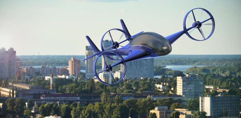 Flying cars could cut emissions, replace planes, and free up roads – but not soonenough