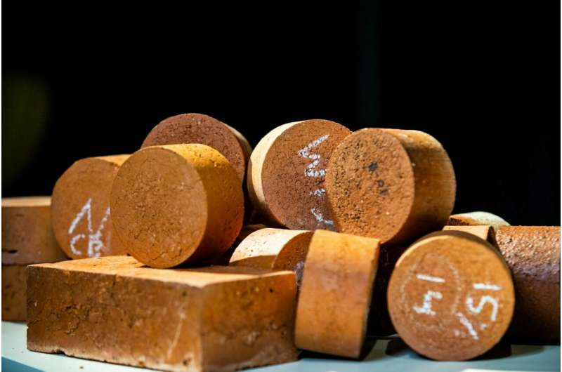 From toilet to brickyard: Recycling biosolids to make sustainable bricks