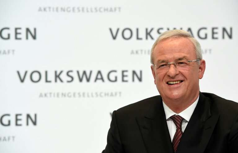 """German prosecutors say former Volkswagen CEO Martin Winterkorn was as """"guarantor"""" to authorities and customers that th"""