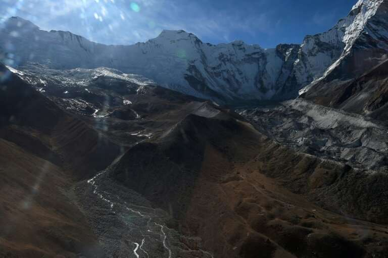 Glaciers in the Hindu Kush-Himalayas region are a critical water source for more than a billion people