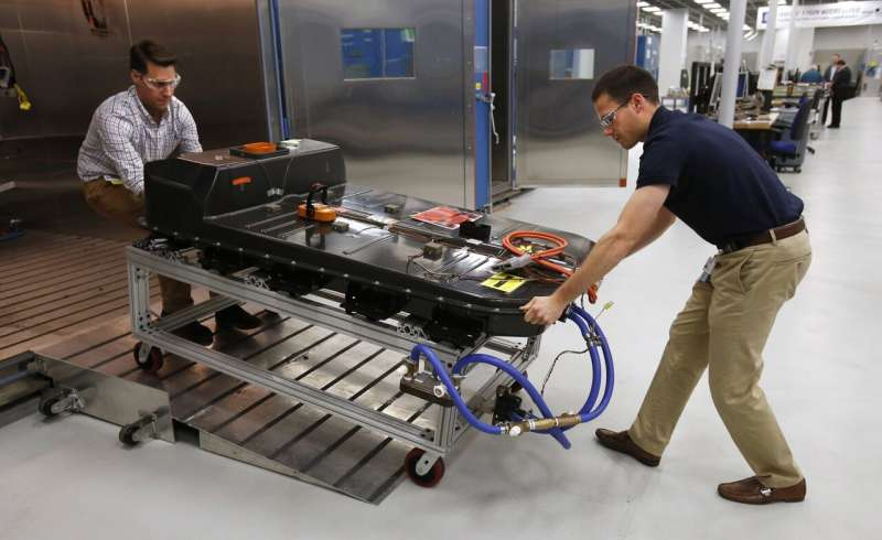 GM electric car push could mean fewer and lower paying jobs