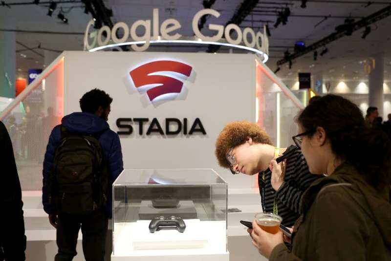 Google looks to disrupt the video game industry with console-quality play without the need for consoles, offering action powered