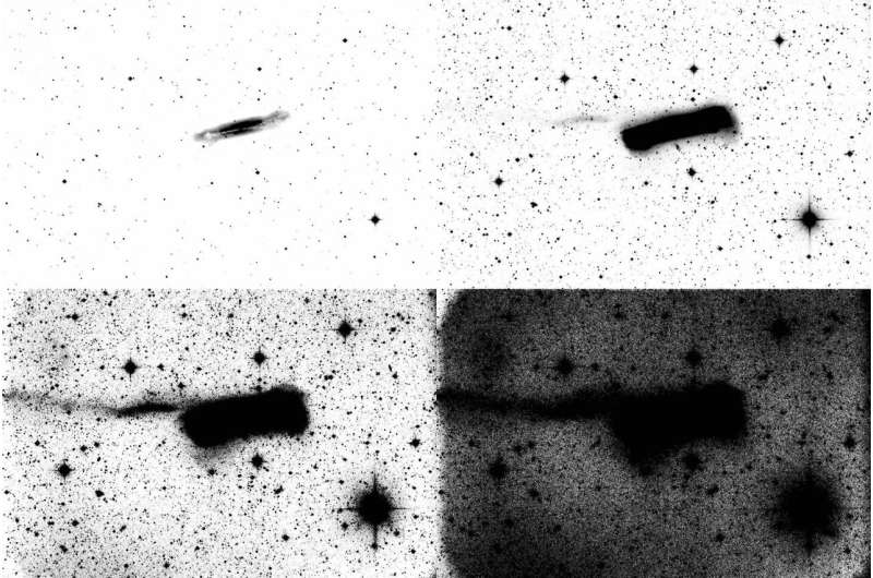 Heron survey fishes out detail in ghostly galaxy outskirts