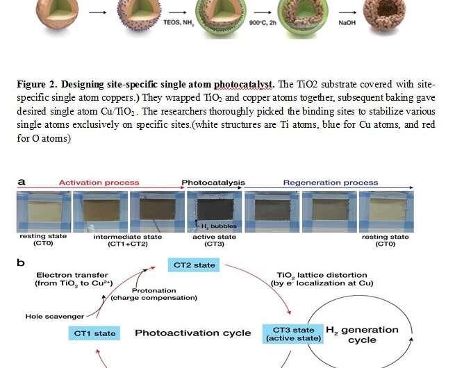 Heterogeneous catalyst goes enzymatic