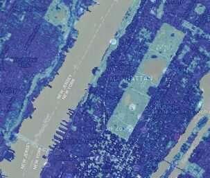 High-resolution data products help illuminate urbanization's reach