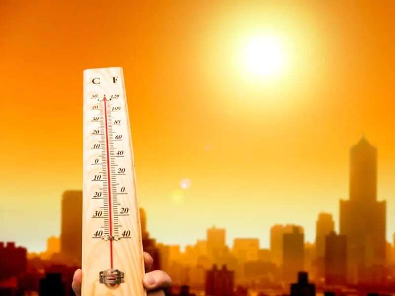 High temperature records will be 'Smashed' in coming century
