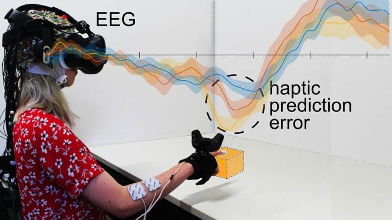 How to make electrical muscle stimulation feel natural to virtual reality users
