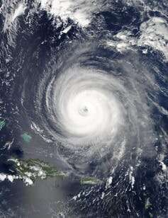 Hurricanes to deliver a bigger punch to coasts