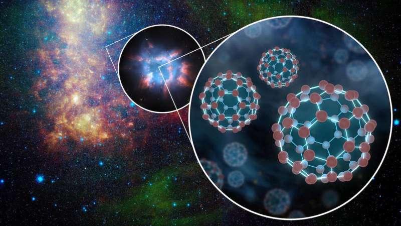 Interstellar iron isn't missing, it's just hiding in plain sight