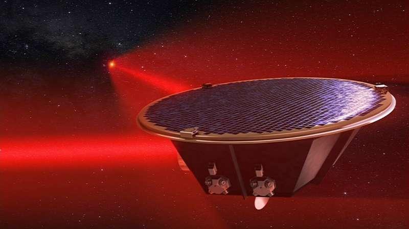 Laser Prototype for Space-Based Gravitational Wave Detector