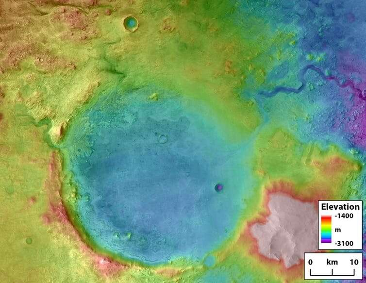 Life on Mars? Europe commits to groundbreaking mission to bring back rocks to Earth
