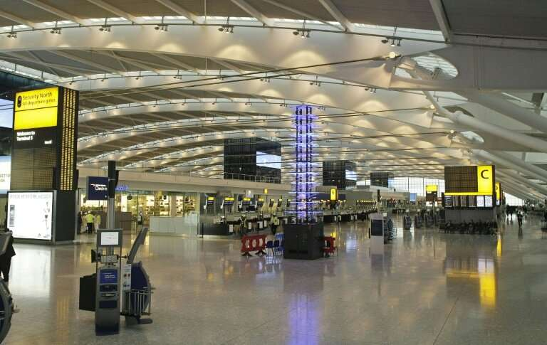 London Heathrow was the top airport in Europe in 2018 with 80.12 million passengers, though Britain's planned withdrawal from th