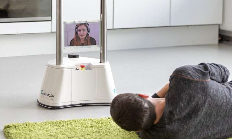 MobiKa: A low-cost mobile robot that can assist elderly people