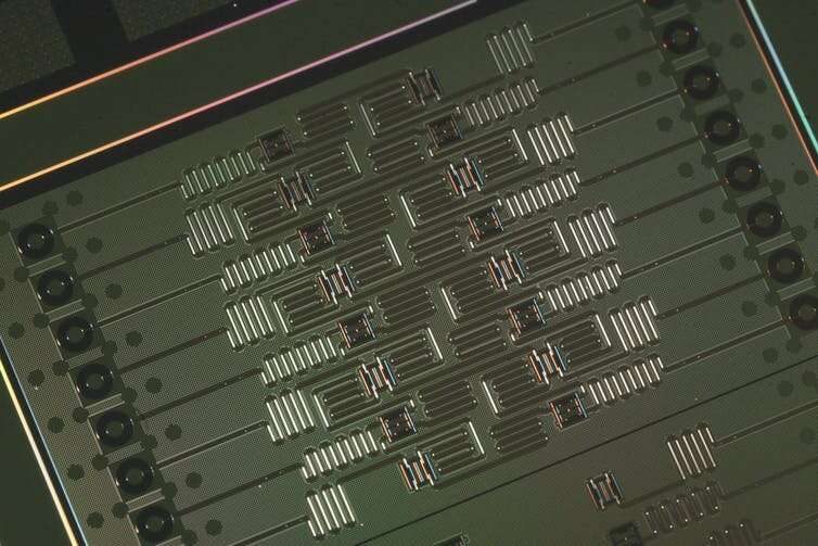 'Molecular spintronics': new technology offers hope for quantum computing