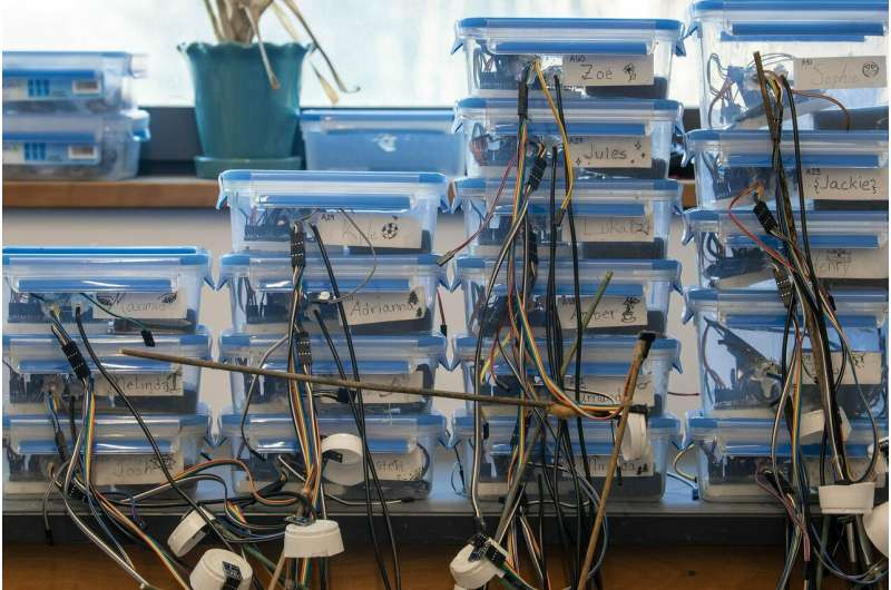 More data, lower cost – DIY electronics tackle global change