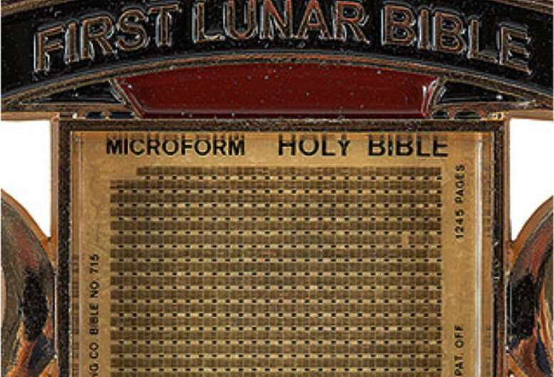 Museum of the Bible quietly replaces questioned artifact