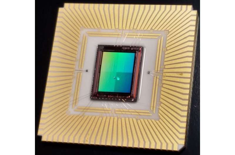 Nanoantennas help detectors see more heat, less noise