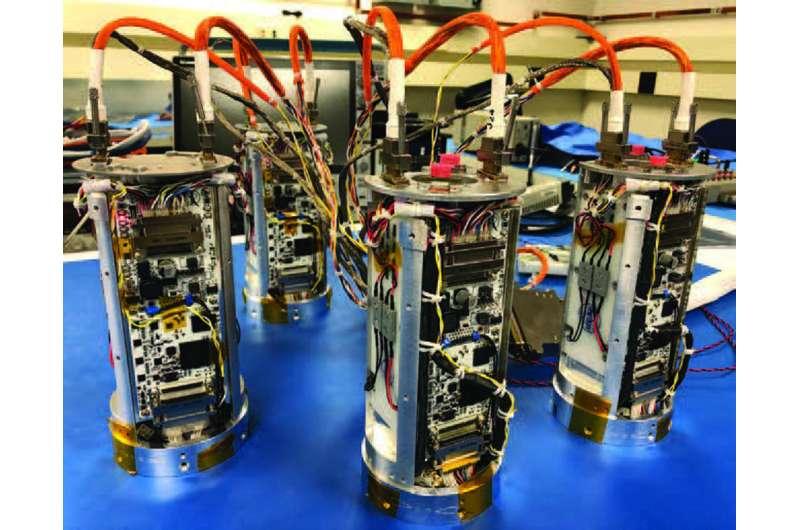 NASA sounding rocket technology could enable simultaneous, multi-point measurements