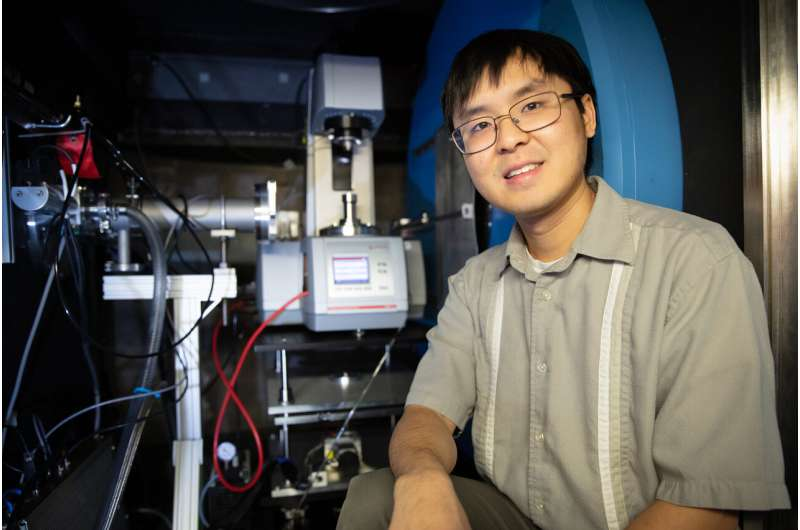 Neutrons allow analysis of polymer gels' unusual attributes