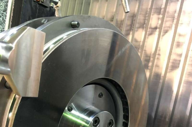 New coating process provides effective protection for brake discs