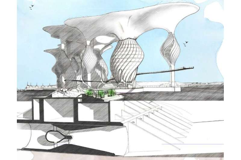 New Mersey designs show tidal barriers bring more benefits than producing clean energy