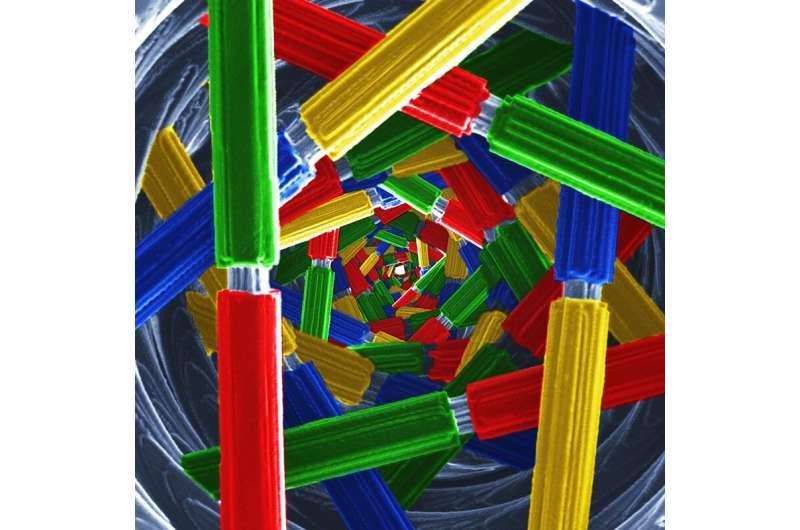 New multi-material 3-D nanoprinting strategy could revolutionize optics, photonics and biomedicine