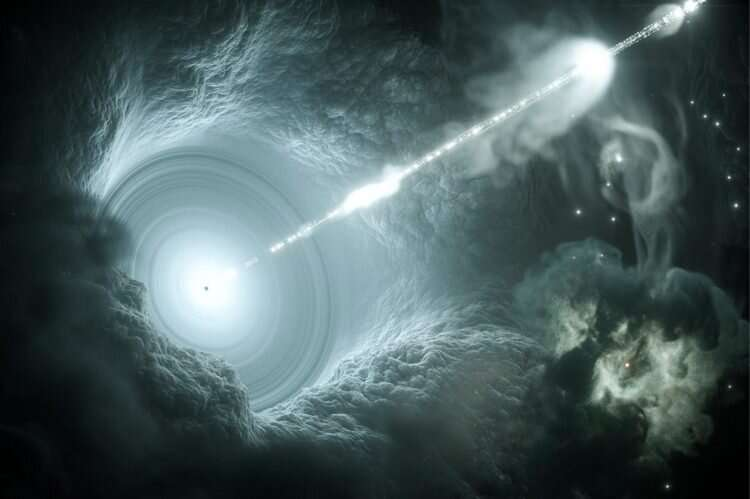 New research looks at gamma-ray bursts