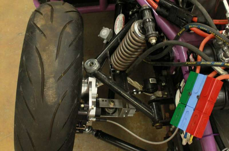 New wheel units could bring vehicle costs down