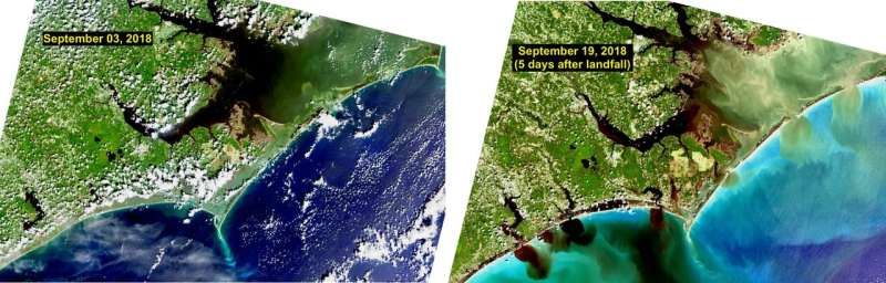 North Carolina coastal flooding is worsening with climate change, population growth