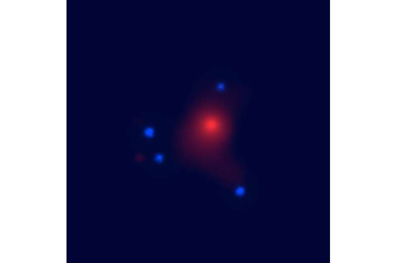 OU research group confirm planet-mass objects in extragalactic systems