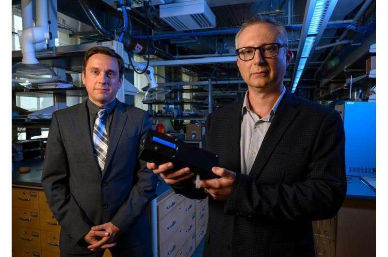 Pitt researchers create breathalyzer that can detect marijuana