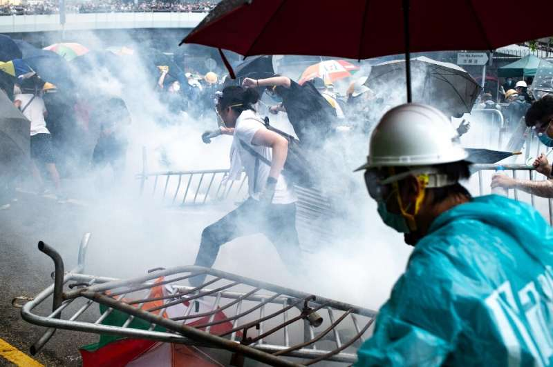 Protesters in Hong Kong have widely used Telegram to evade electronic surveillance and organised massive demonstrations