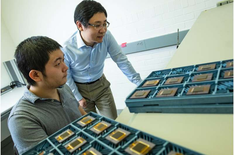 Rice University researchers unveil Internet of Things security feature