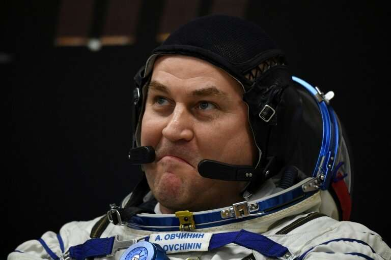 Russian cosmonaut Alexey Ovchinin insisted that the launch vehicle was in good shape