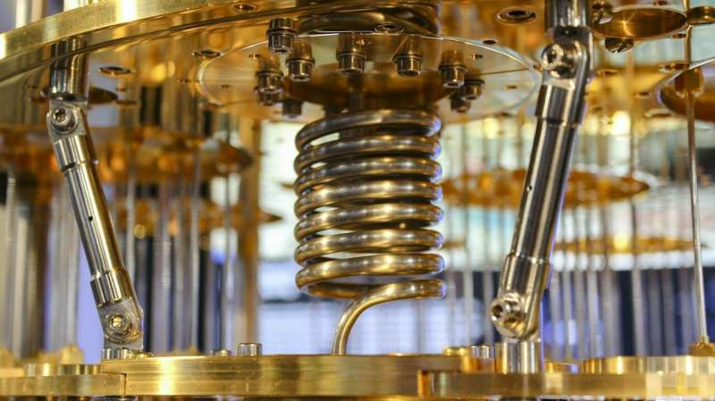 Scientists 'hijack' open-access quantum computer to tease out quantum secrets