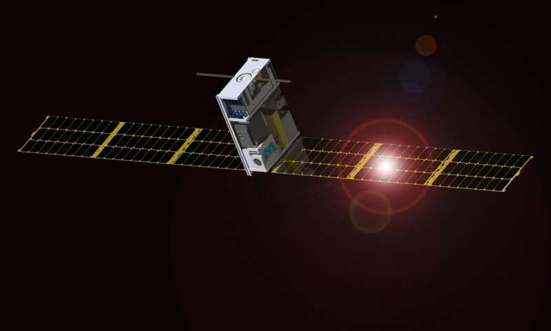Small satellite to study resources needed for sustained lunar presence