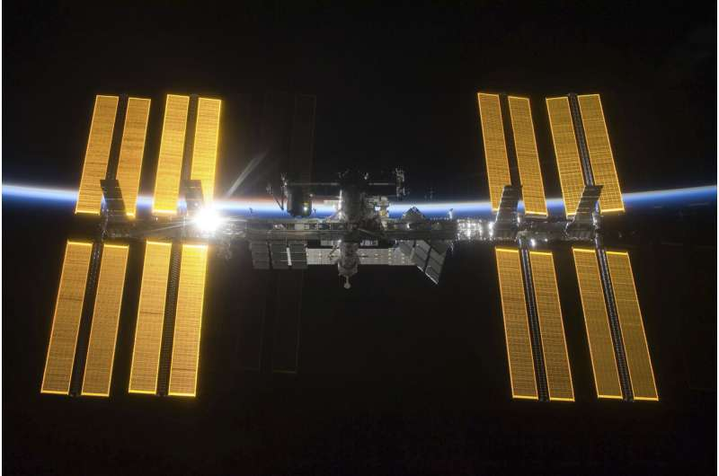 Space station power shortage delays SpaceX supply run