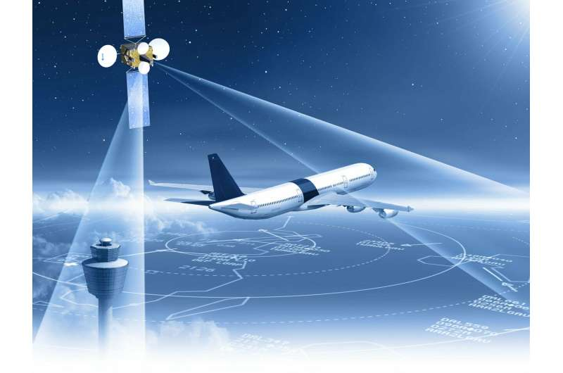 Space tech poised to make air travel greener and more efficient