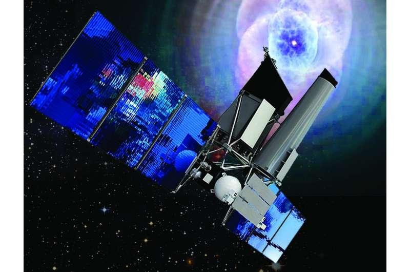 Successful launch for eROSITA X-ray telescope