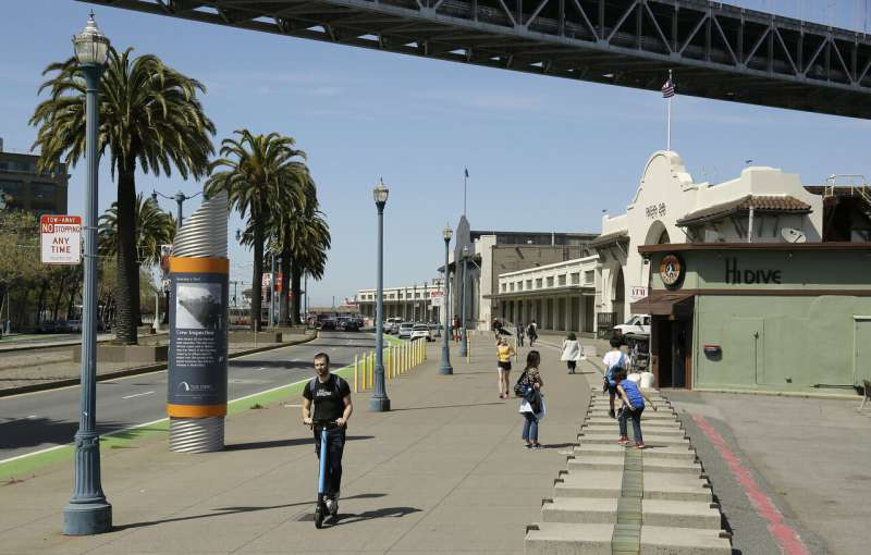 Testing tech ideas in public? San Francisco says get permit